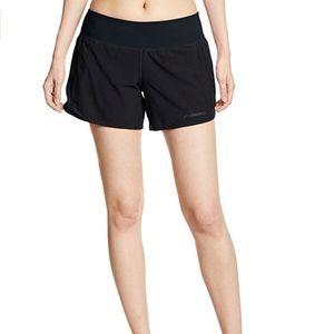 "Brooks Women's Chaser 5"" Shorts Black X-Small"